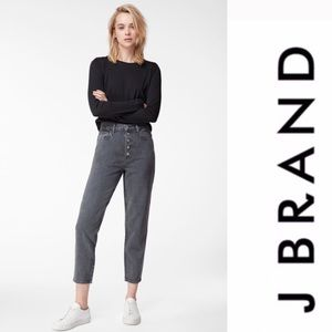 J BRAND Heather Button-Fly Jean In Haven. JB001725